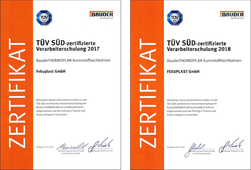 Bauder-TÜV-Schulungszertifikat-2017-2018